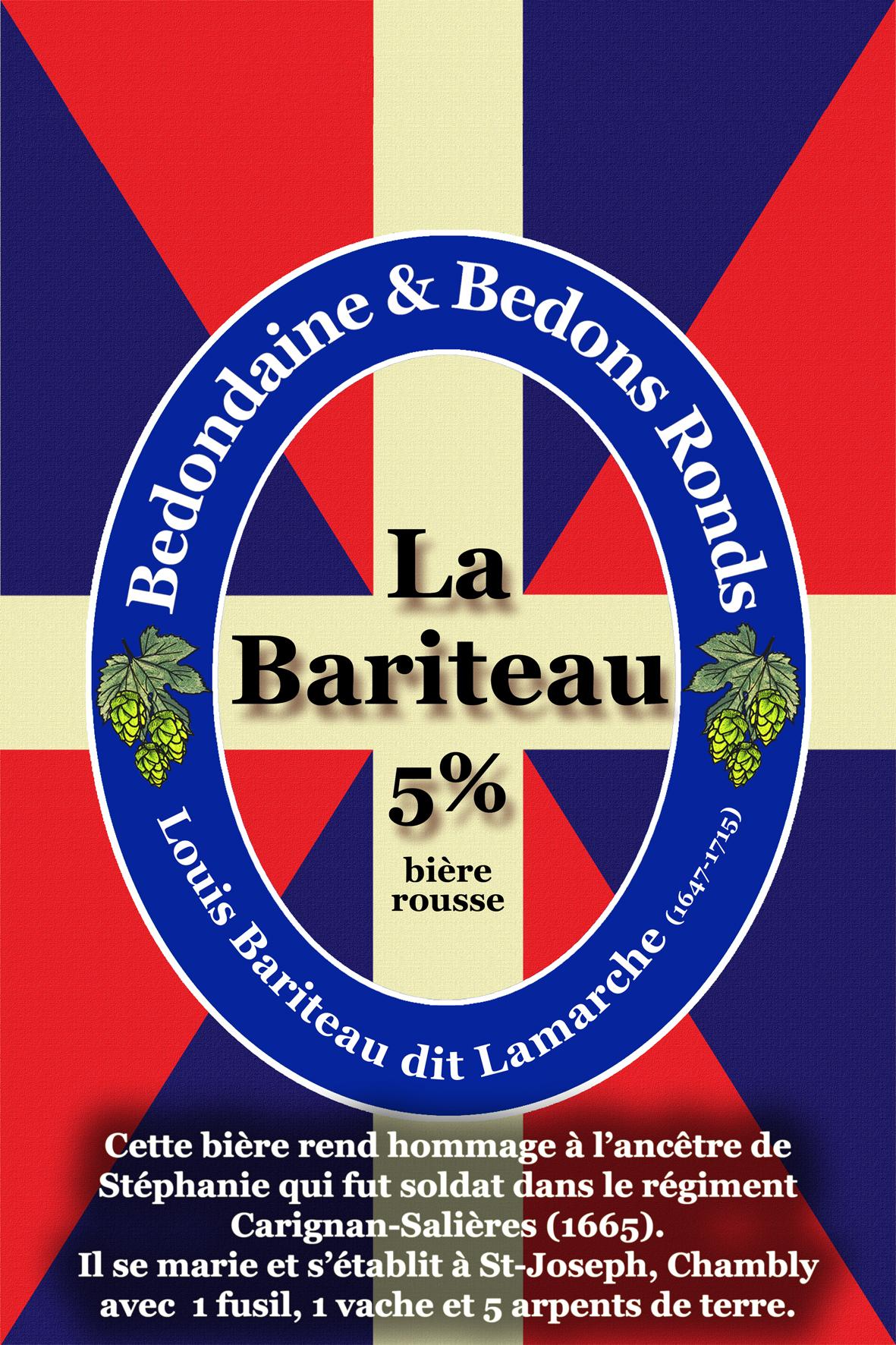 Affiche La Bariteau - affiche version web