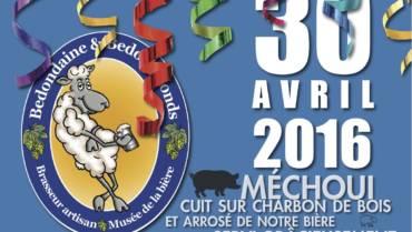 Méchoui – Bedondaine & Bedons Ronds' 11th anniversary